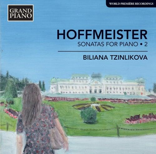 Hoffmeister: Sonatas for Piano, Vol. 2 by Biliana Tzinlikova