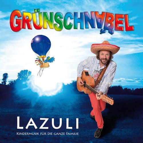 Lazuli. Kindermusik für die ganze Familie von Grünschnabel