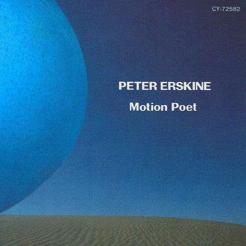 Motion Poet de Peter Erskine