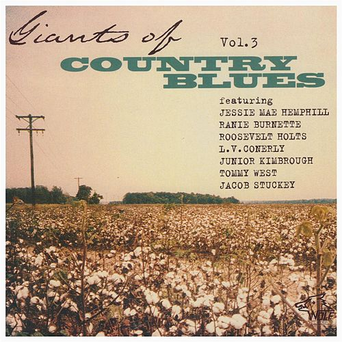 Giants of Country Blues Guitar Vol. 3 de Various Artists