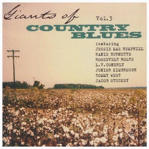 Giants of Country Blues Guitar Vol. 3 de Various Artists