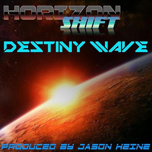 Horizon Shift Destiny Wave by Jason Heine