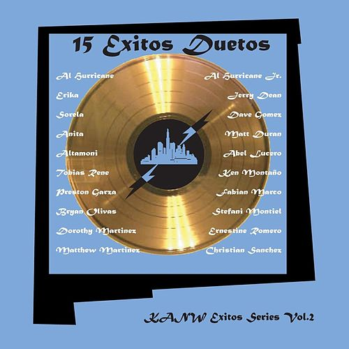 15 Exitos Duetos: Exitos Series, Vol. 2 de Various Artists