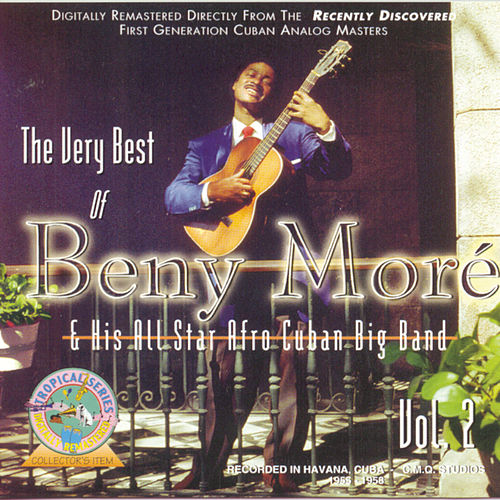 The Very Best Of Beny More Vol. 2... de Beny More
