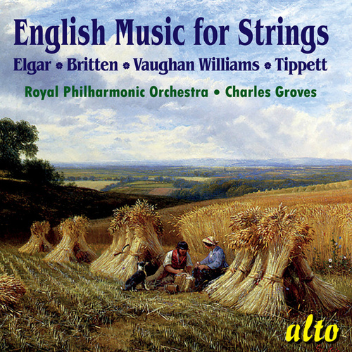 English Music for Strings by Royal Philharmonic Orchestra