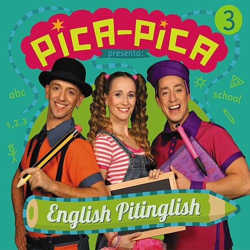 English Pitinglish by Pica Pica