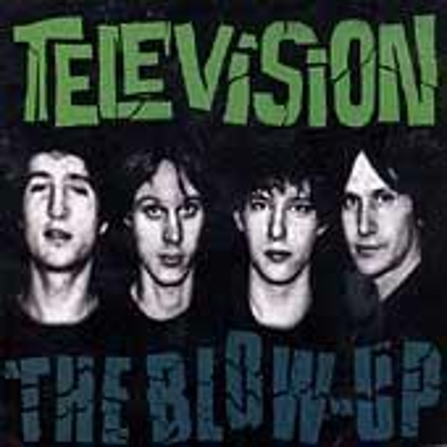 The Blow-Up by Television