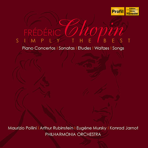 Chopin: Simply the Best von Various Artists