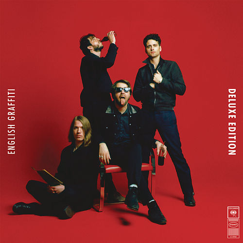 English Graffiti (Deluxe) by The Vaccines