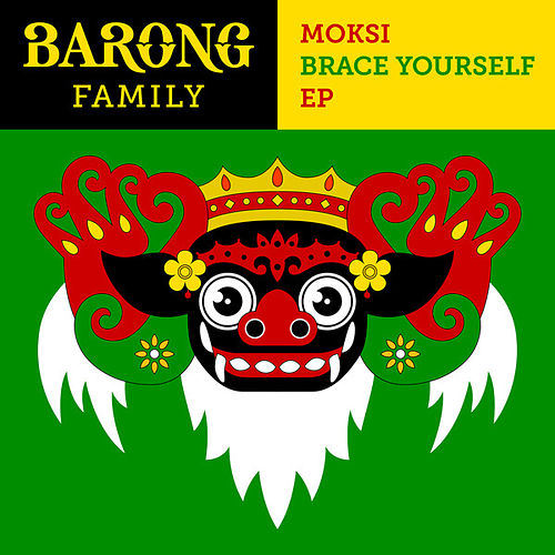 Brace Yourself - EP von Moksi