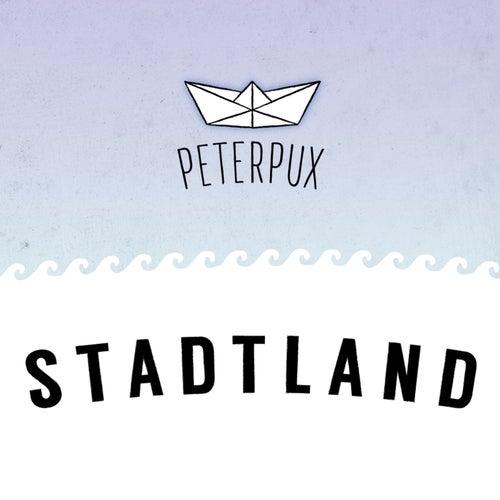 Stadtland von Peter Pux