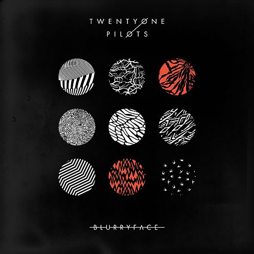 Blurryface van twenty one pilots