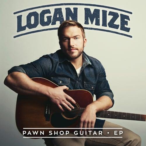 Pawn Shop Guitar - EP by Logan Mize