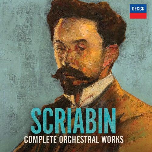 Scriabin: Complete Orchestral Works von Various Artists