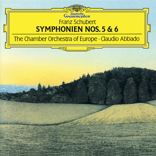 Schubert: Symphonies Nos.5 & 6 'The Little' di Claudio Abbado