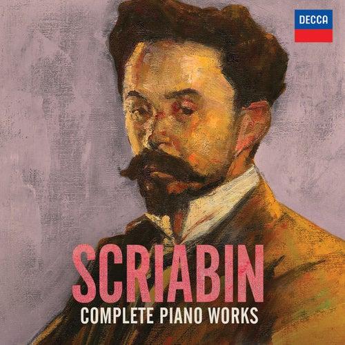 Scriabin - Complete Piano Works von Various Artists