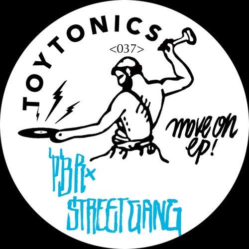 Move On EP von PBR Street Gang