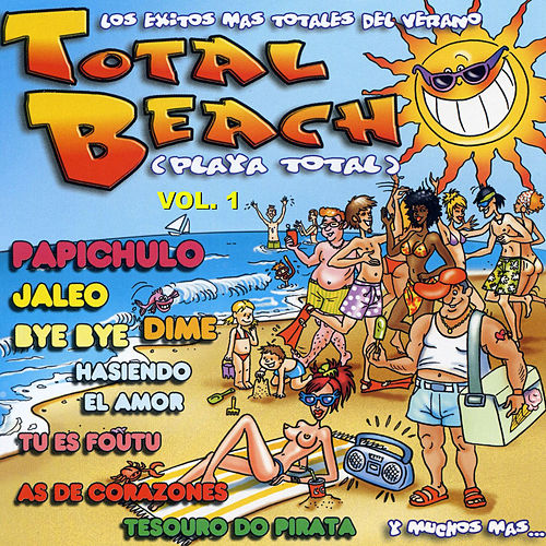Total Beach, Vol. 1 von Various Artists