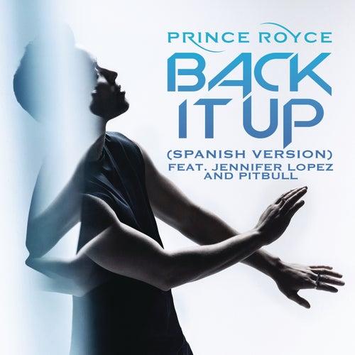 Back It Up von Prince Royce