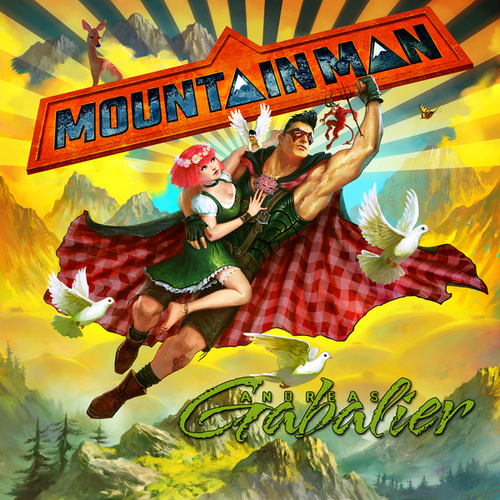 Mountain Man de Andreas Gabalier