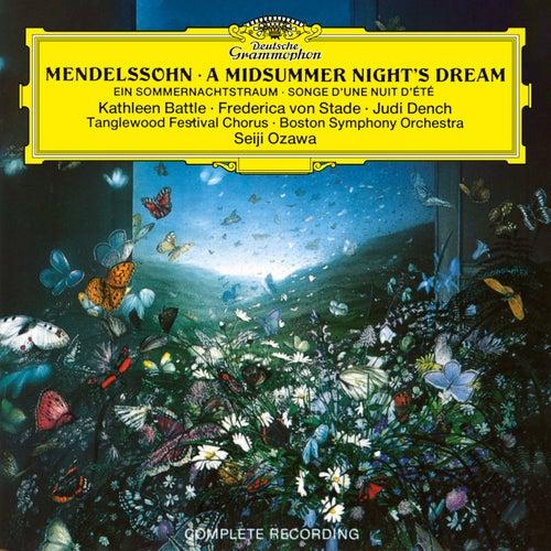 Mendelssohn: A Midsummer Night's Dream by Kathleen Battle