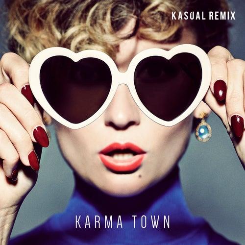 Karma Town (Kasual Remix) by Stine Bramsen