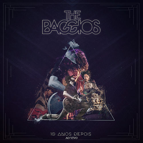 Dez Anos Depois (Ao Vivo) de The Baggios