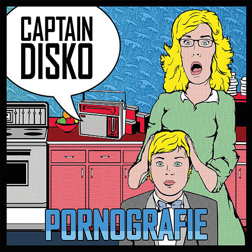 Pornografie von Captain Disko