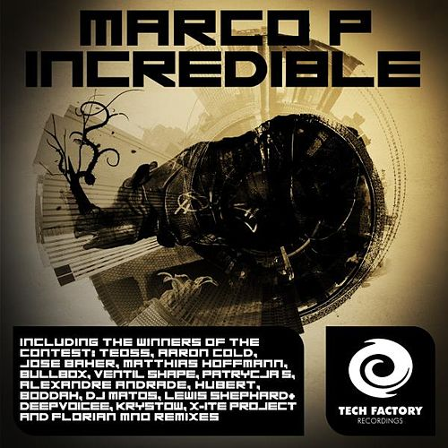 Incredible Remix Contest by Marco P