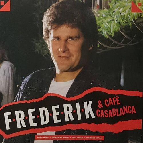 Frederik & Cafe Casablanca de Frederik