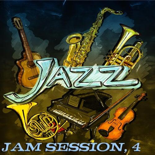 Jazz Jam Session, 4 (Original Recordings) de Various Artists