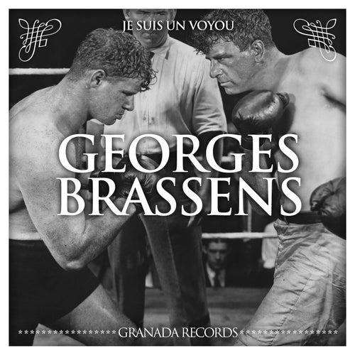 Je Suis Un Voyou de Georges Brassens