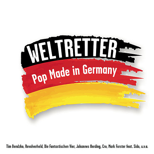 Made in Germany (Weltretter) by Various Artists