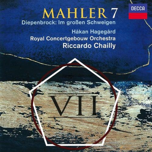 Mahler: Symphony No.7/Diepenbrock: Im großen Schweigen (2 CDs) di Riccardo Chailly