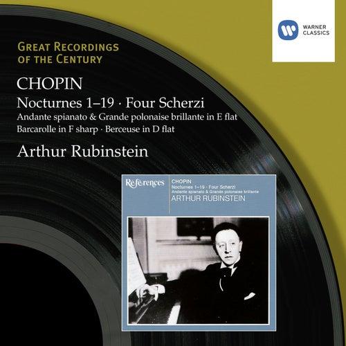 Chopin: Nocturnes, etc. de Artur Rubinstein
