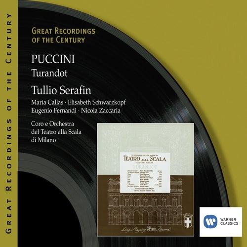 Puccini: Turandot by Nicola Zaccaria