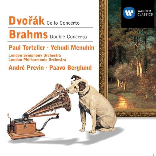 Dvorak : Cello Concerto/Brahms : Double Concerto de Paul Tortelier