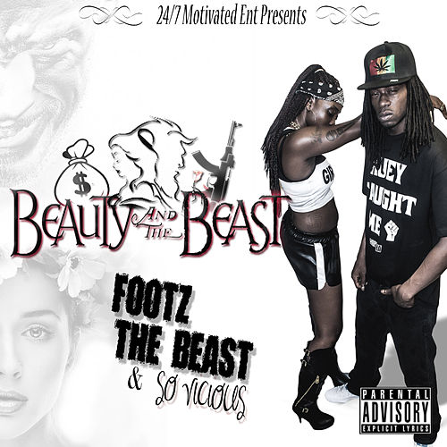 Beauty & The Beast by Footz the Beast