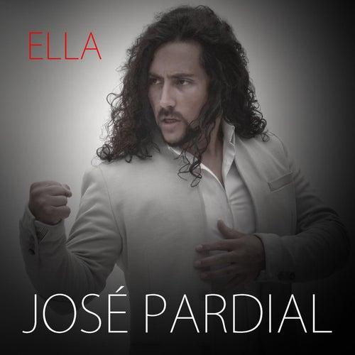 Ella by José Pardial