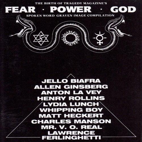 The Birth of Tragedy Magazine's Fear Power God von Various Artists