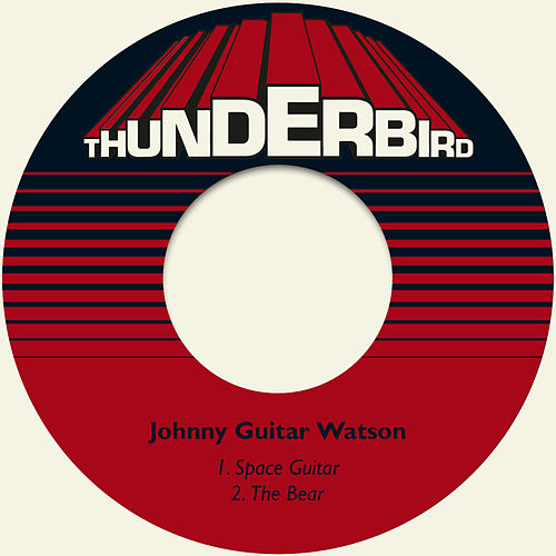 Space Guitar de Johnny 'Guitar' Watson