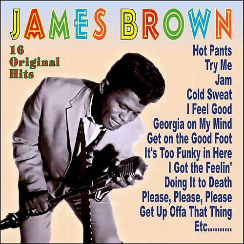 James Brown - 16 Original Hits de James Brown