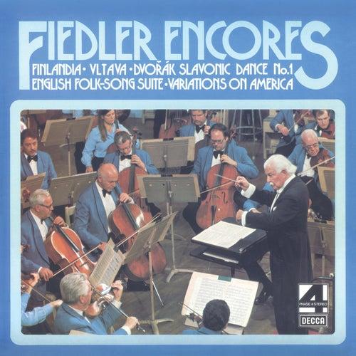 Fiedler Encores by Arthur Fiedler