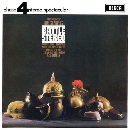 Battle Stereo by Bob Sharples
