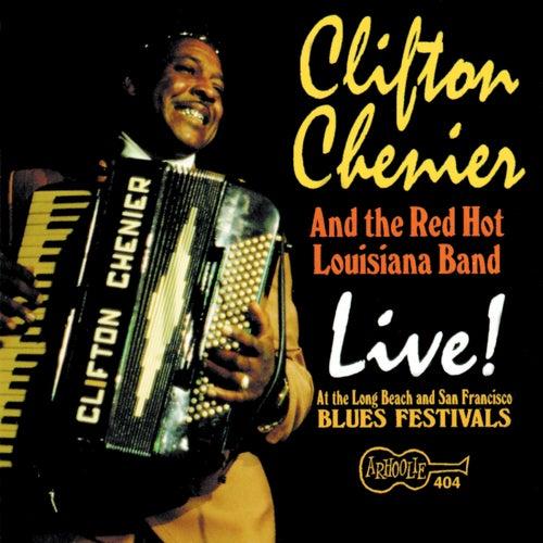 Live! At The Long Beach And San... de Clifton Chenier