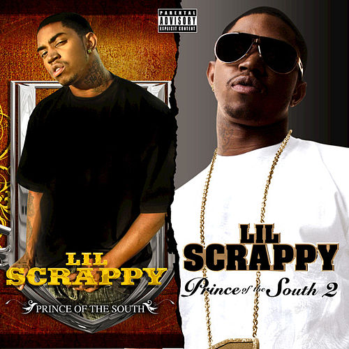 Prince of the South 1 & 2 (Deluxe Edition) de Lil Scrappy