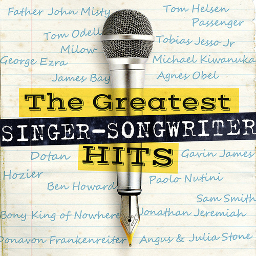 The Greatest Singer-Songwriter Hits de Various Artists