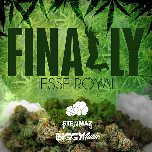 Finally - Single von Jesse Royal