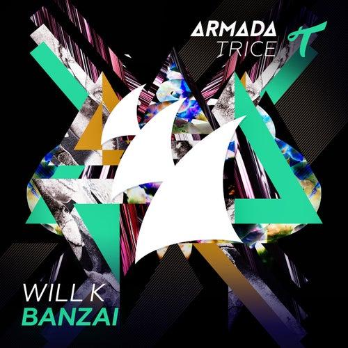 Banzai by Will K