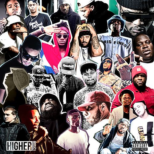 Higher Tape, Vol. 1 by Various Artists